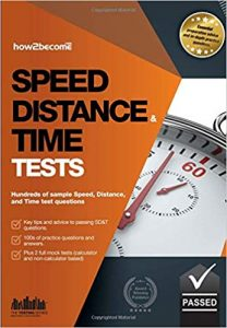 speed distance time tests