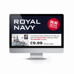 How2Become Online Royal Navy Testing Suite